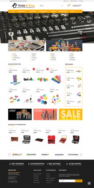 Groothandel Tools & Toys